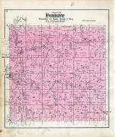 Forest Township, Viola, Ash Ridge P.O., Richland County 1895