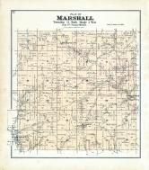 Marshall Township, McGrew P.O., Buckeye P.O., Mill Creek, Gillingham, Richland County 1895