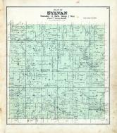 Sylvan Township, Mill Creek P.O., Sabin, West Mill Creek, Richland County 1895