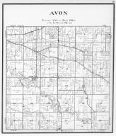 Avon Township, Sugar River, Rock County 1940