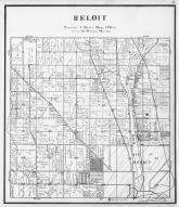 Beloit Township, Rock River, Rock County 1940