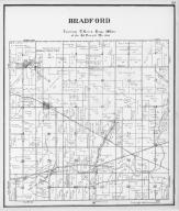 Bradford Township, Avalon, Emerald Grove, Rock County 1940