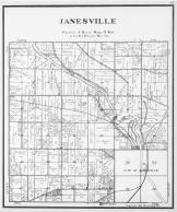 Janesville Township, Rock River, Rock County 1940