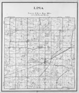 Lima Township, Rock County 1940