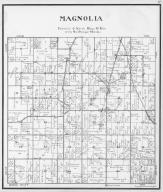 Magnolia Township, Rock County 1940