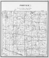 Porter Township, Badfish Creek, Rock County 1940