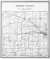 Spring Valley Township, Orfordville, Rock County 1940