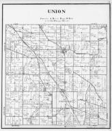 Union Township, Evansville, Union, Rock County 1940