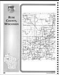 Index Map 1, Rusk County 2001