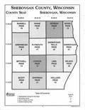 Index Map 1, Sheboygan County 2000