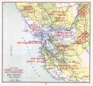 San Francisco Bay Region, Alameda County 1957