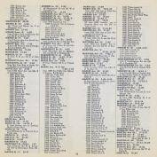 Street Index 075, Alameda County 1957