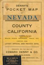 Front Cover - Title, Nevada County 1916