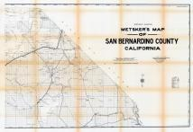 San Bernardino County 1975c North East Quarter, San Bernardino County 1975c North East Quarter