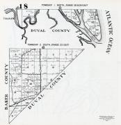 Township 1 North, Range 23 East, Nassau Sound, Nassau County 1959