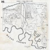 Township 2 North, Range 27 East, Gardener Creek, Nassau River, Nassau County 1959