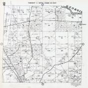 Township 4 North, Range 24 East, St. Mary's River, Orange Bluff, Nassau County 1959