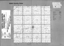 Index Map, Adair County 1992