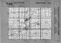 Index Map, Adams County 1990