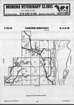 Map Image 015, Allamakee County 1987