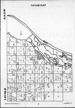 Map Image 008, Allamakee County 1990