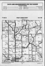 Post T96N-R6W, Allamakee County 1990