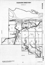 Map Image 015, Allamakee County 1990