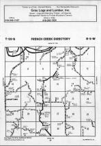 French Creek T99N-R5W, Allamakee County 1990