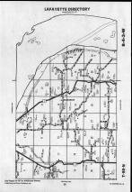Map Image 034, Allamakee County 1990