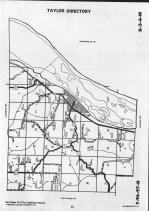 Map Image 007, Allamakee County 1992