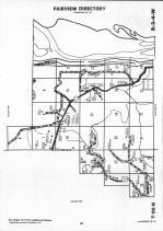 Map Image 015, Allamakee County 1992