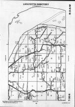 Map Image 034, Allamakee County 1992