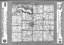Index Map, Appanoose County 1991