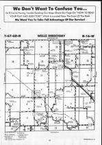 Map Image 001, Appanoose County 1991