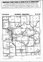 Map Image 009, Appanoose County 1991