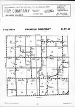 Map Image 021, Appanoose County 1991