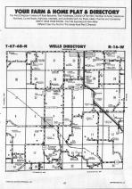 Map Image 001, Appanoose County 1992