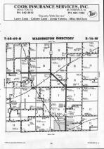 Map Image 004, Appanoose County 1992