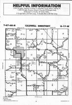 Map Image 009, Appanoose County 1992