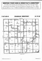 Map Image 021, Appanoose County 1992