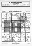 Map Image 012, Mitchell County 1985 Published by Farm and Home Publishers, LTD