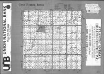 Index Map, Cass County 1992