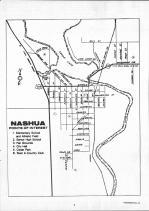 Map Image 001, Chickasaw County 1991