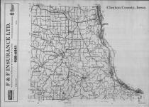 Index Map, Clayton County 1990