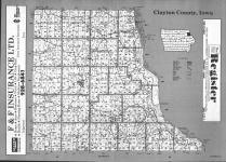 Index Map, Clayton County 1992