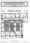 Map Image 042, Clinton County 1985 Published by Farm and Home Publishers, LTD