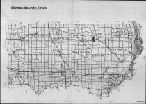 Index Map, Clinton County 1990 Published by Farm and Home Publishers, LTD