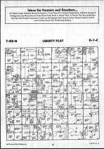 Liberty T82N-R1E, Clinton County 1990 Published by Farm and Home Publishers, LTD