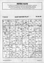 East Boyer T83N-R38W, Crawford County 1990 Published by Farm and Home Publishers, LTD