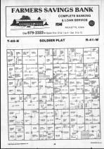 Soldier T85N-R41W, Crawford County 1990 Published by Farm and Home Publishers, LTD